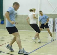 multistage fitness test Cardiovascular endurance - multi-stage fitness test mark out a 20 m course participants must arrive at end line on the beep or wait for the beep before running back.